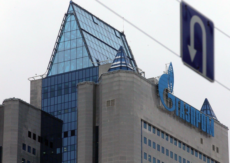 """""""Gazprom"""" dujų aukcionas – už uždarų durų"""