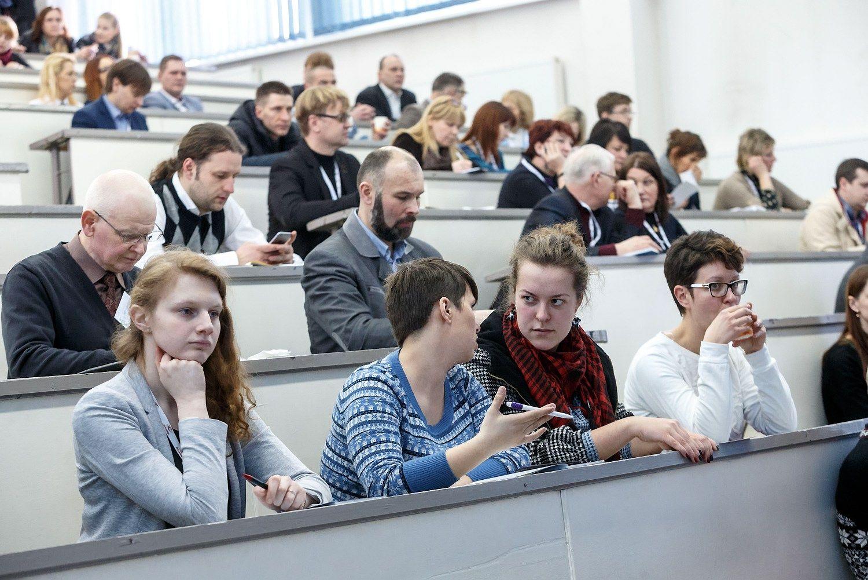 Kongrese Kaune � keli �imtai �kinink� ir veterinarijos specialist�