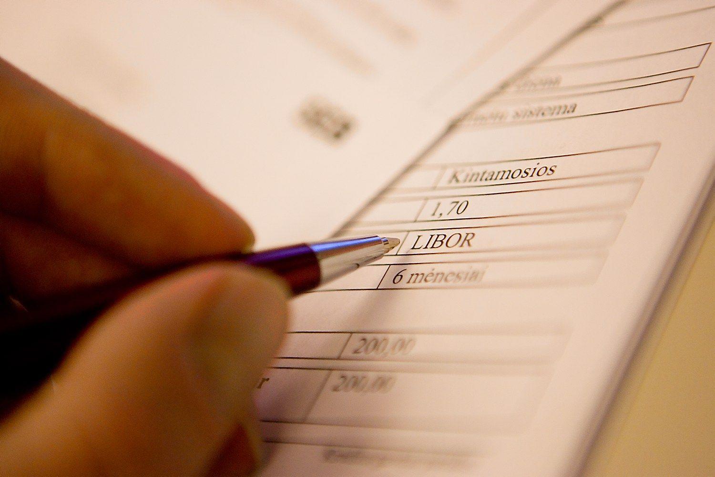 VMI: k� daryti su pal�kanomis i� skolinimosi platform�