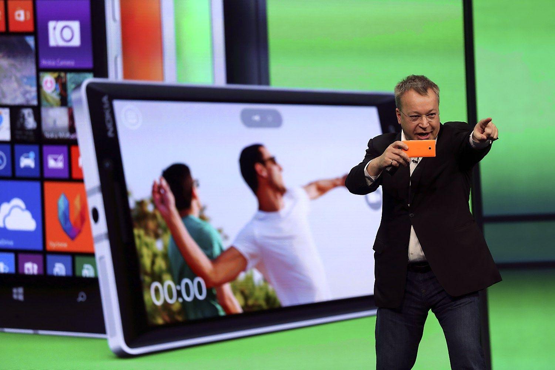 """""""Nokia"""" palaidojęs Elopas grįžta"""