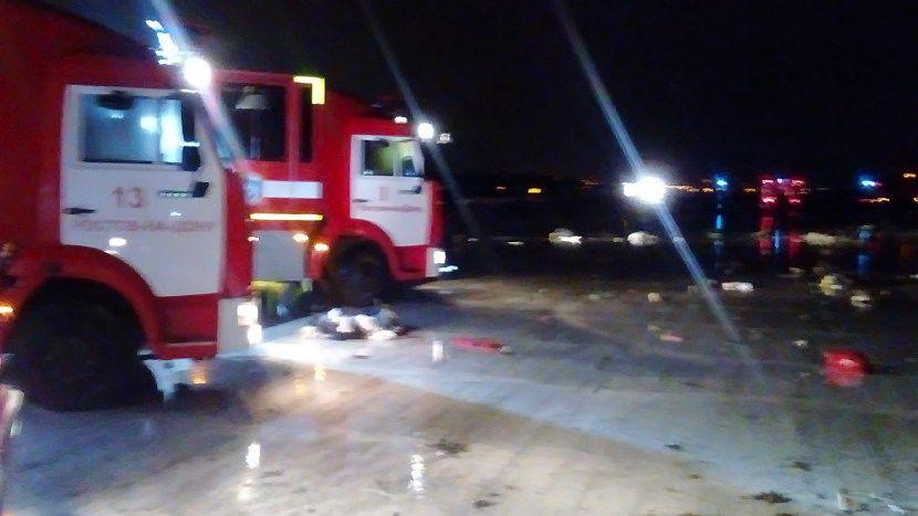 Rusijoje sudužo lėktuvas: žuvo visi keleiviai