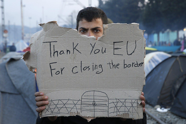 ES ir Turkijos susitarimas dėl pabėgėlių