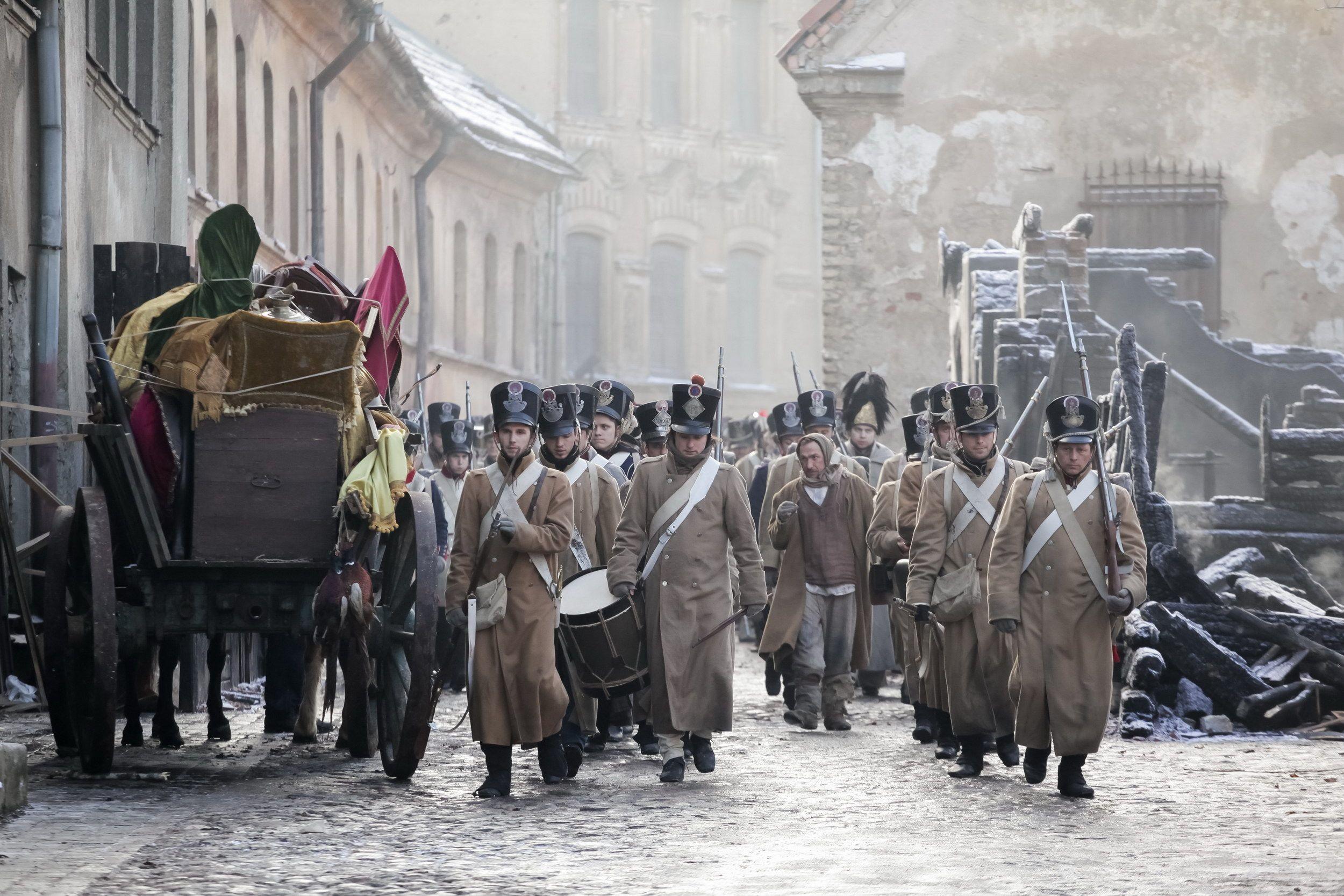 """Masalas britų turistams: lietuviai kuria maršrutą po """"Karo ir taikos"""" filmavimo vietas"""