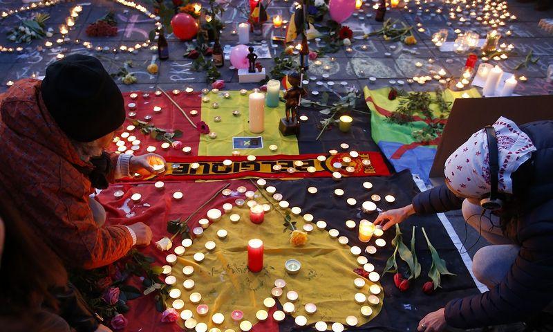 Teroras Briuselyje: įtarė, kad teroristai ketina pulti
