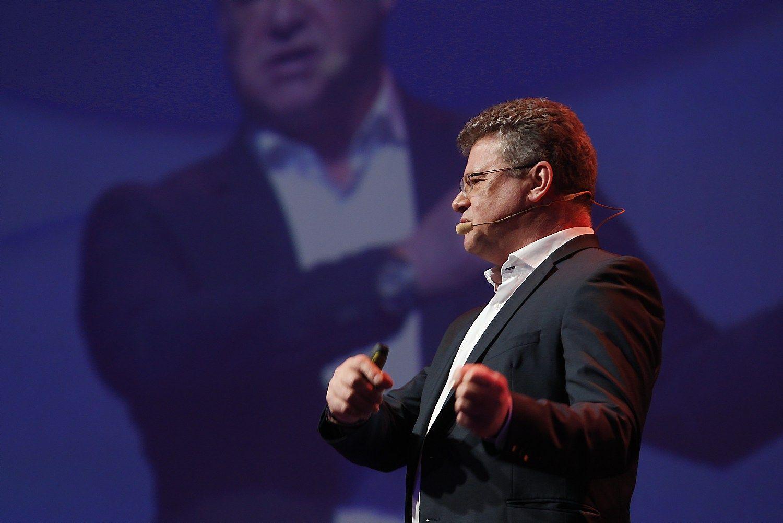"""Metų CEO Markauskas: pats svarbiausias klausimas yra """"kaip"""""""