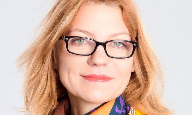 """Naująja """"Nielsen"""" generaline direktore Baltijos šalims paskirta Ilona Lepp. Bendrovės nuotr."""