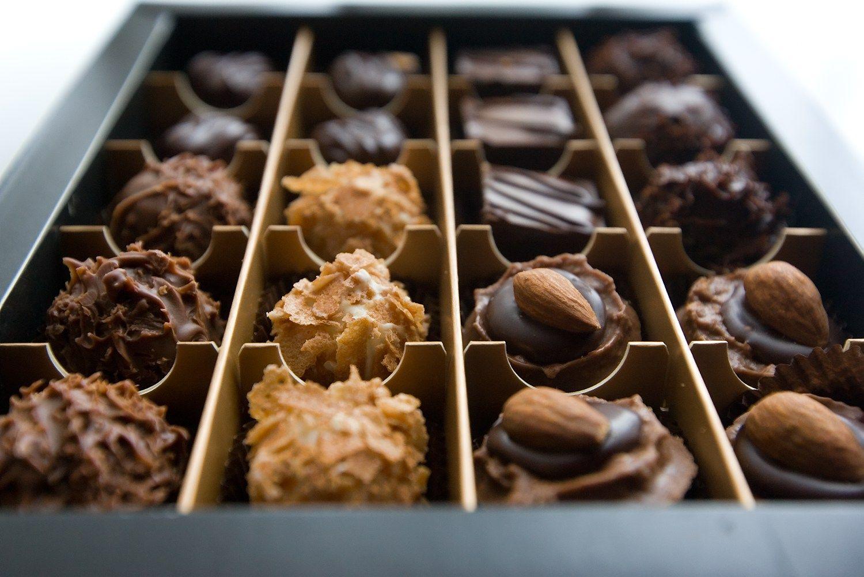 Interneto i���kis saldumyn� gamintojams: kaip �okolad� pristatyti nei�tirpus�