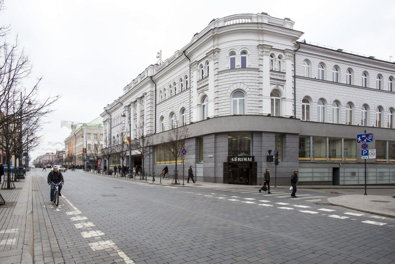 I�nuomojamas Vilniaus centrinis pa�tas