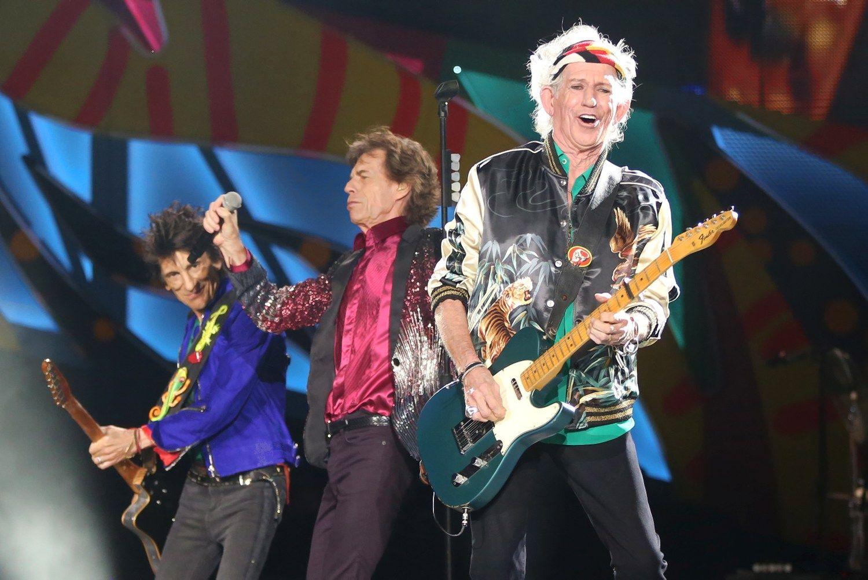 "Havanoje – istorinis ""Rolling Stones"" koncertas"