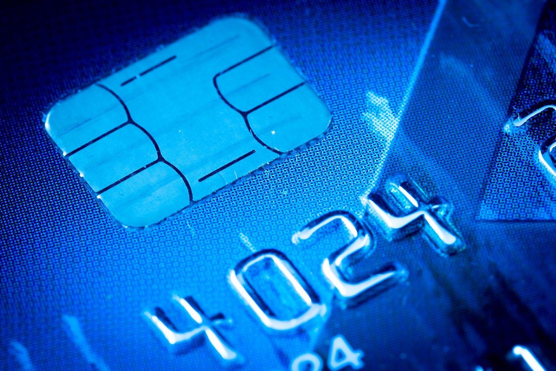 Magiška kredito kortelių trauka