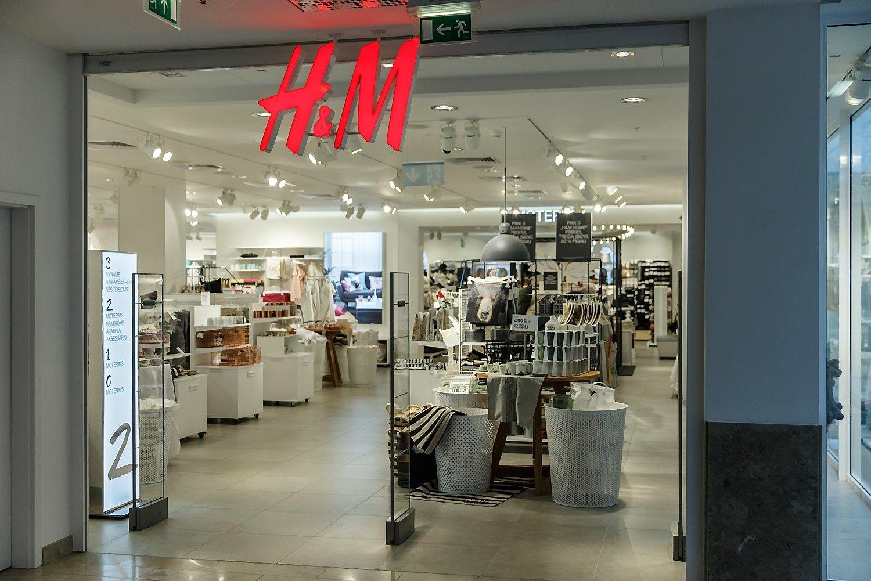 """""""H&M"""" kuriasi Kaune"""