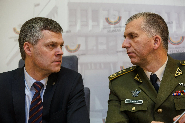 Saugumiečiai: detalių apie verbuojamus Lietuvos piliečių nebus