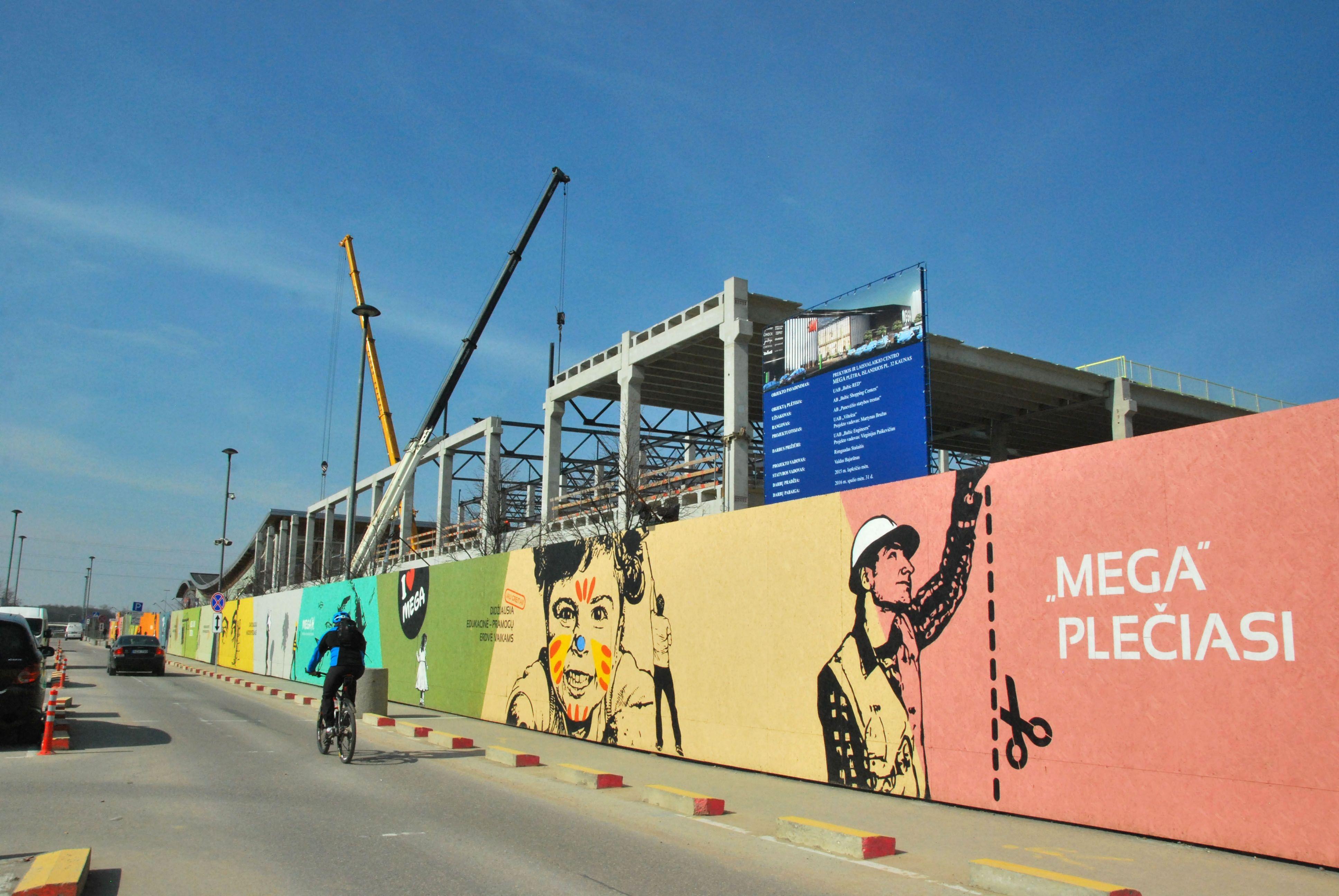 Kauno prekybos ir laisvalaikio centruose – atsinaujinimo metas