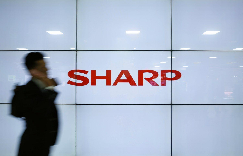 """Už """"Sharp"""" įsigijimo – """"Apple"""" technologiniai užmojai"""