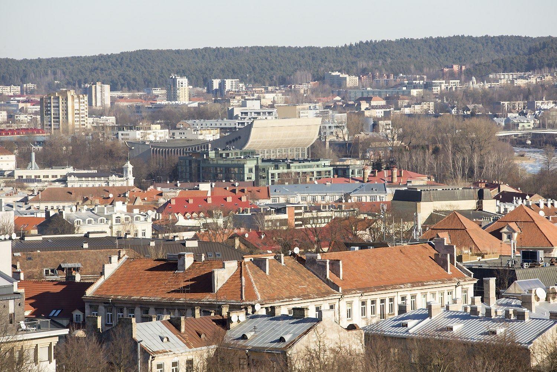 Paskelbė Vilniaus Koncertų ir sporto rūmų rekonstrukcijos konkursą