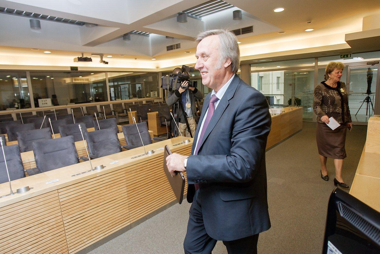 Gylys pasiūlytas naujuoju vidaus reikalų ministru