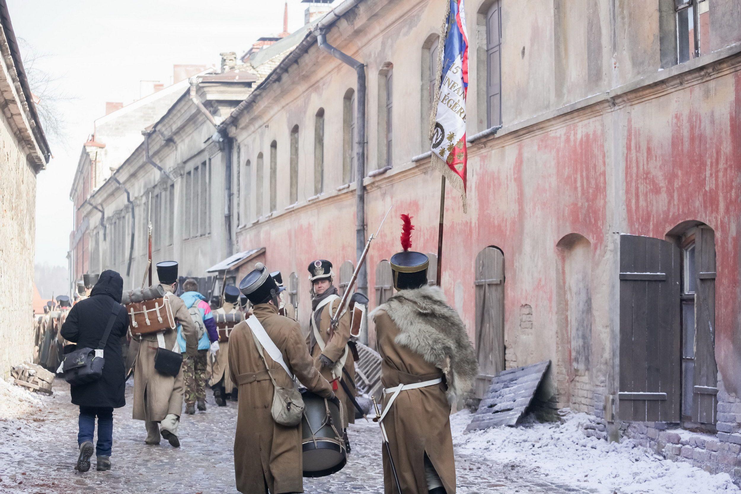 Lietuvoje sodina kino turizmo daigelius