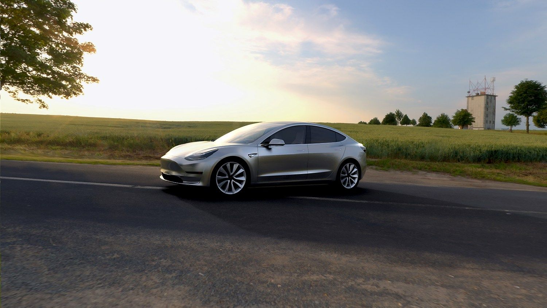 """Model 3"" užsakymai perkopė 270.000 ribą"