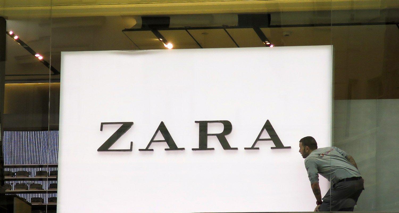 """Lietuvoje pradėta """"Zara""""drabužių prekyba internetu"""
