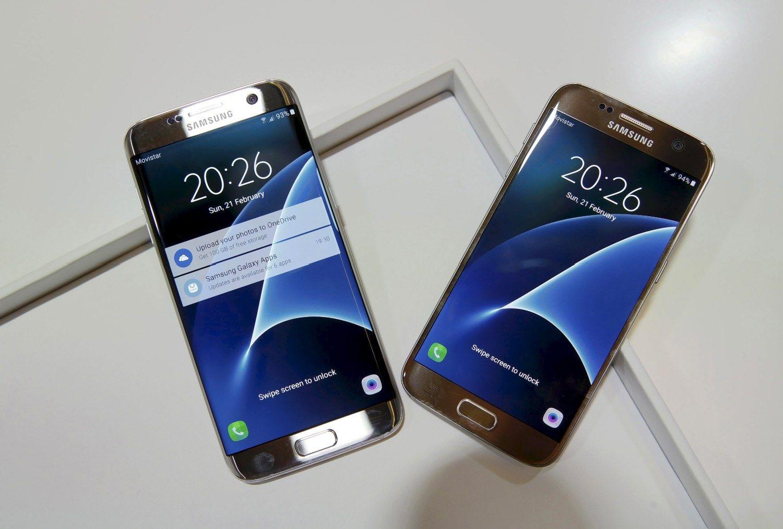"""""""Samsung"""" iš duobės ištraukė nauji modeliai"""