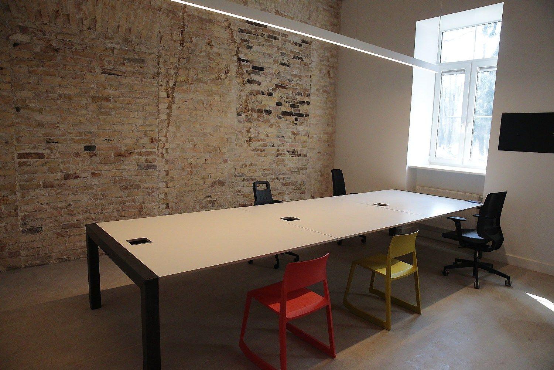 """Vilnius Tech Park"" pristatė biurą, įkurdins birželį"