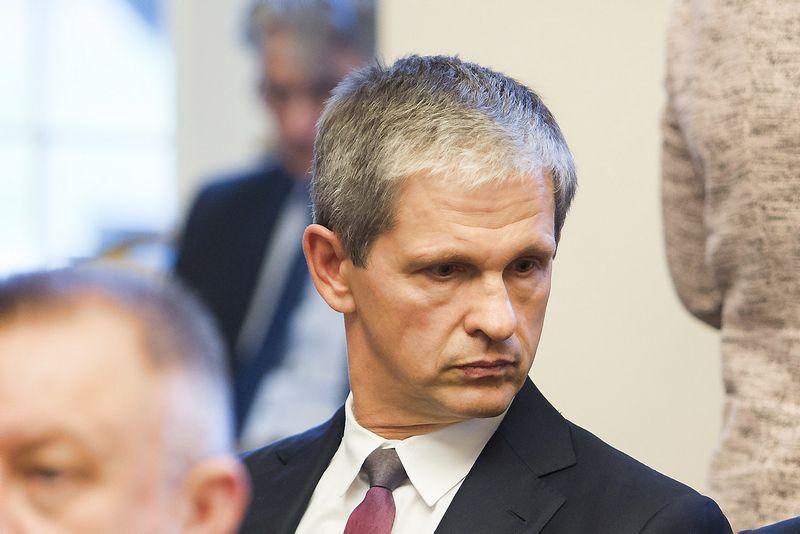 """Nerijus Numavičius, pagrindinis """"Vilniaus prekybos"""" akcininkas. """"15min.lt"""" / """"Scanpix"""" nuotr."""