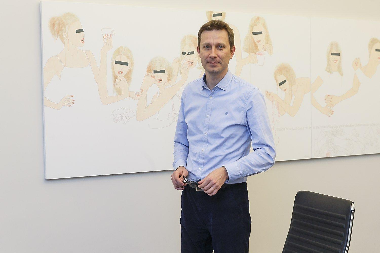 """Interviu su """"Linas Agro Group"""" finansų vadovu Tomu Tumėnu"""