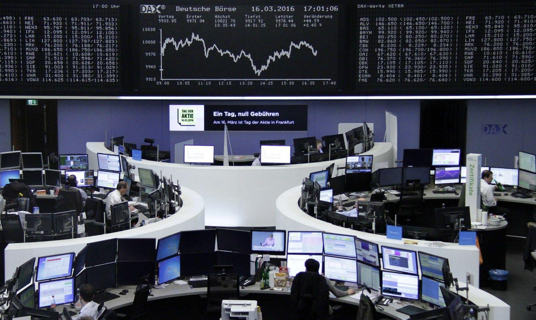 Finansinės technologijos: superalgoritmo paieškos