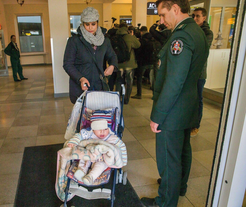 Pabėgėlių priėmimo įstatymo panaikinimo iniciatyva patyrė fiasko