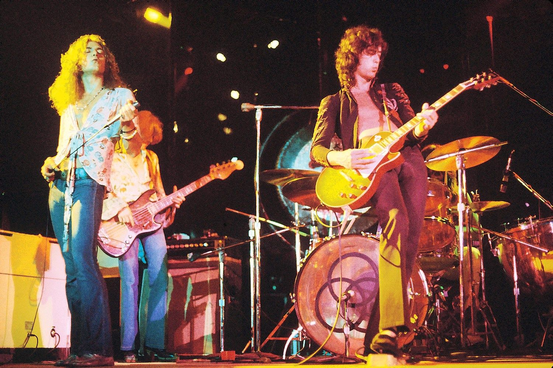 �Led Zeppelin� d�l legendin�s dainos autoryst�s stos prie� teism�