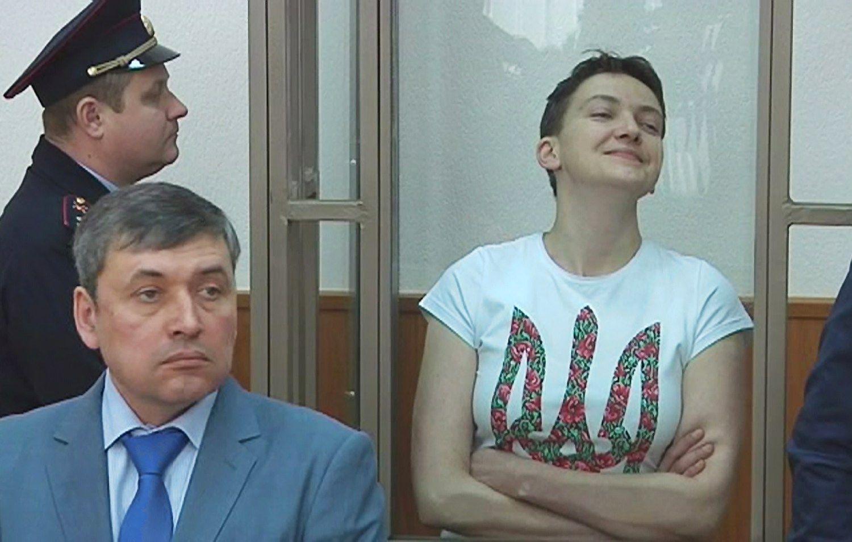 """Lietuva paskelbė """"Savčenko sąrašą"""""""
