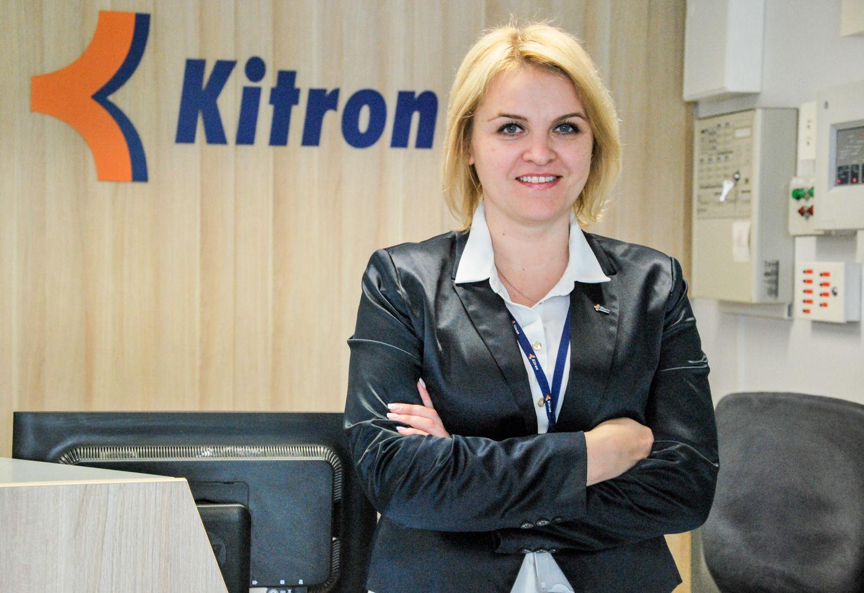 """""""Kitron"""" metinius tikslus turi ir buhalteriai: interviu su finansų vadove"""