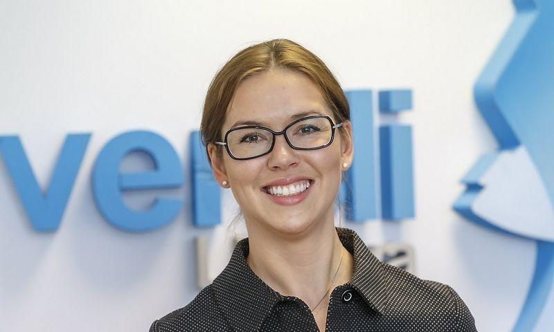 """Rūta Pentiokinaitė, VšĮ """"Versli Lietuva"""" generalinė direktorė. Vladimiro Ivanovo (VŽ) nuotr."""