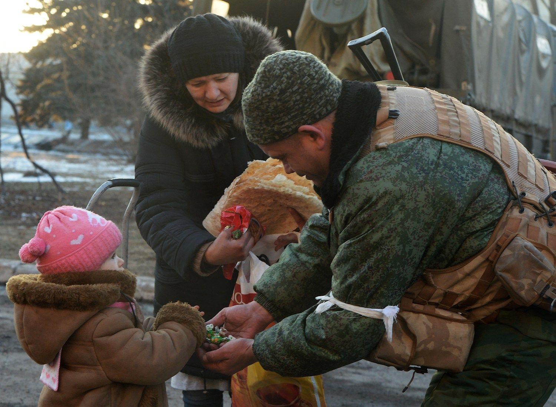 Lietuva skyrė 50.000 Eur Ukrainai padėti