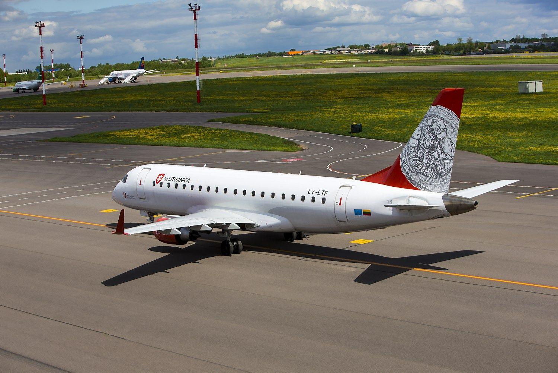 """VŠTauditas: investicijos į """"Air Lituanica"""" ir kiti pažeidimai"""