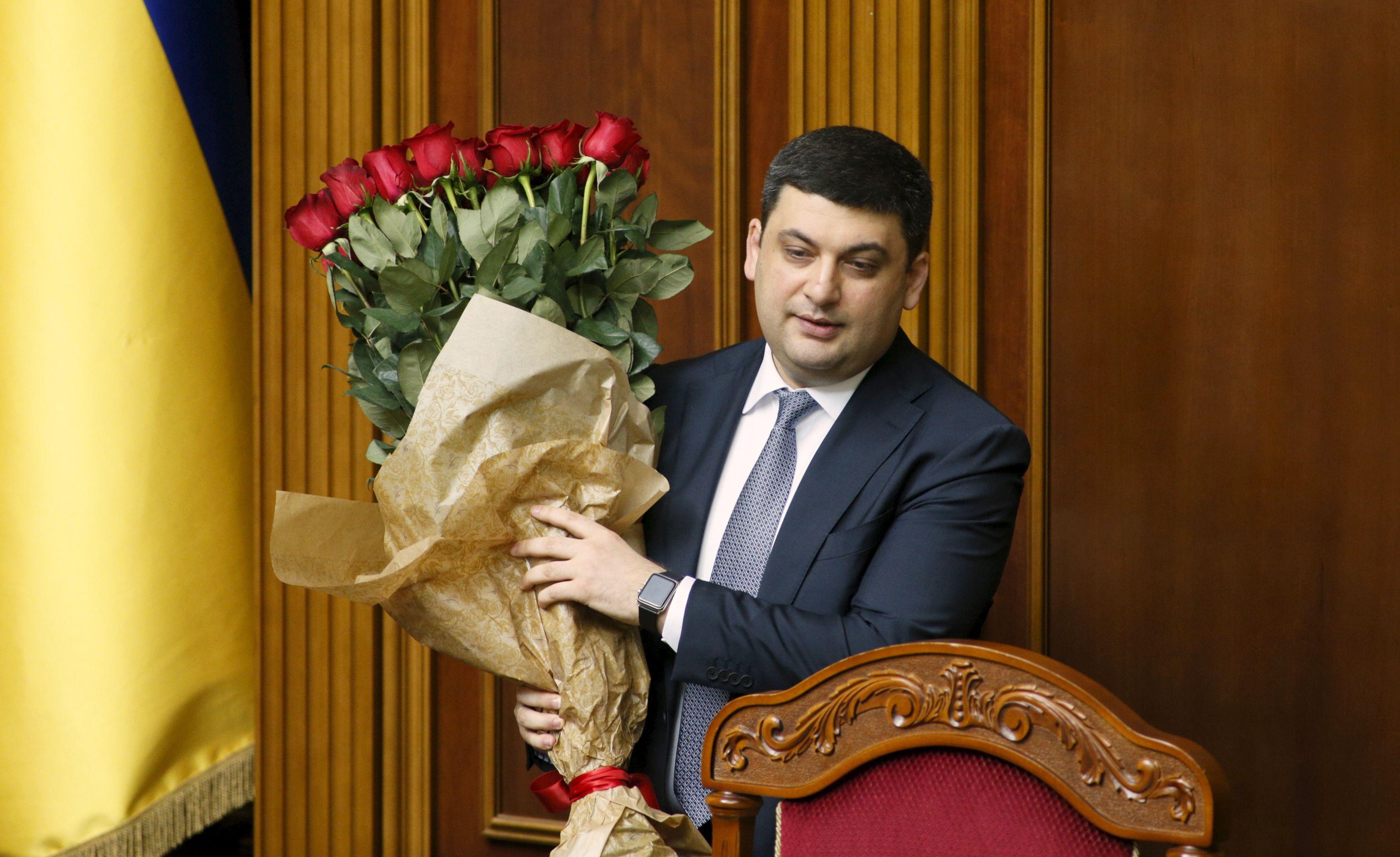 Ukrainos naujas premjeras ir politinės krizės ištakos