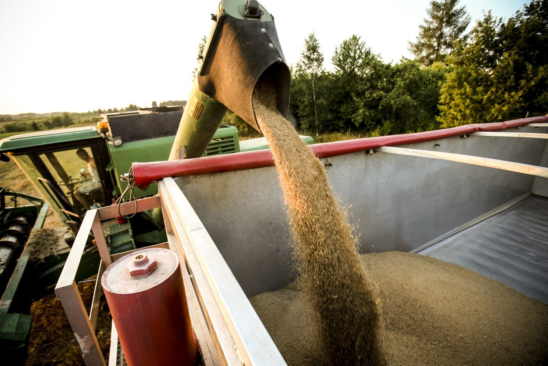 Prekiautojams žemės ūkio produkcija bus sunkiau atgauti lėšas