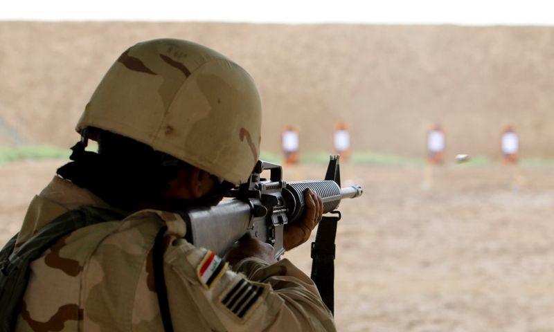 """Khalido al Mousily (""""Reuters"""" / """"Scanpix"""") nuotr."""