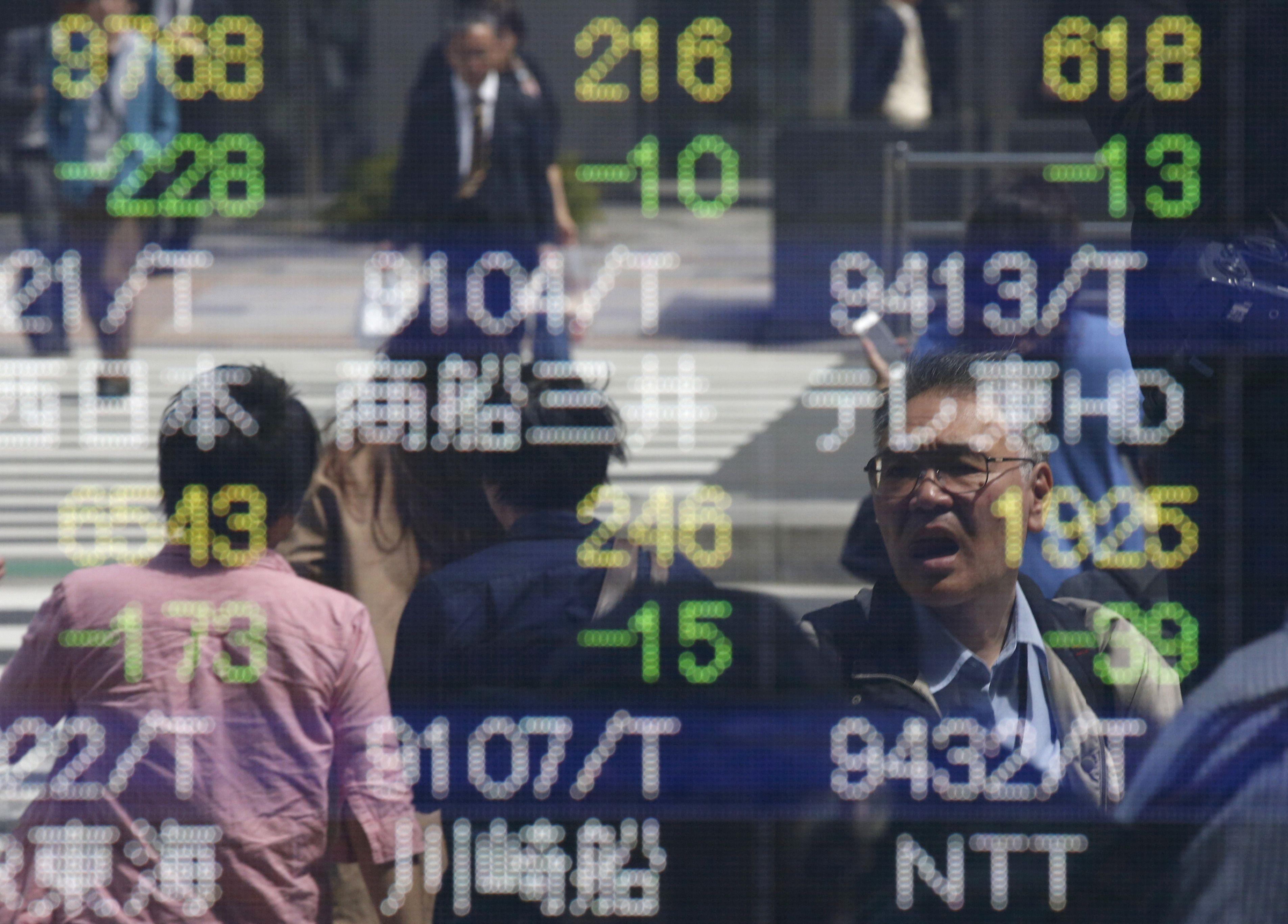 Iškriko finansų rinkose nusistovėję dėsniai