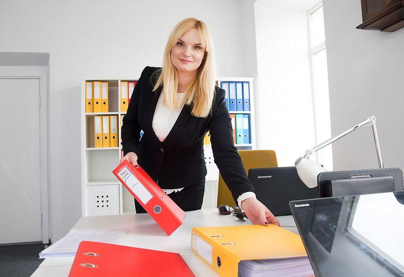 """Laura Noreikienė, mokesčių konsultacijų bendrovės UAB """"TaxCube"""" projektų vadovė: """" Informaciją VMI turės teikti visi PVM mokėtojai – virš 80.000 asmenų. – Išskyrus tuos, kurie nevykdo veiklos."""""""