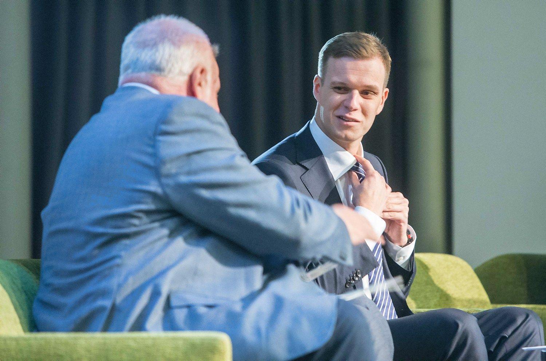 Dėlioja, kaip estų pavyzdžiu išrūkyti korupciją Lietuvoje