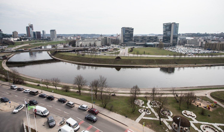 Vilnius – antras nuo galo pagal investicijas į komercinį NT