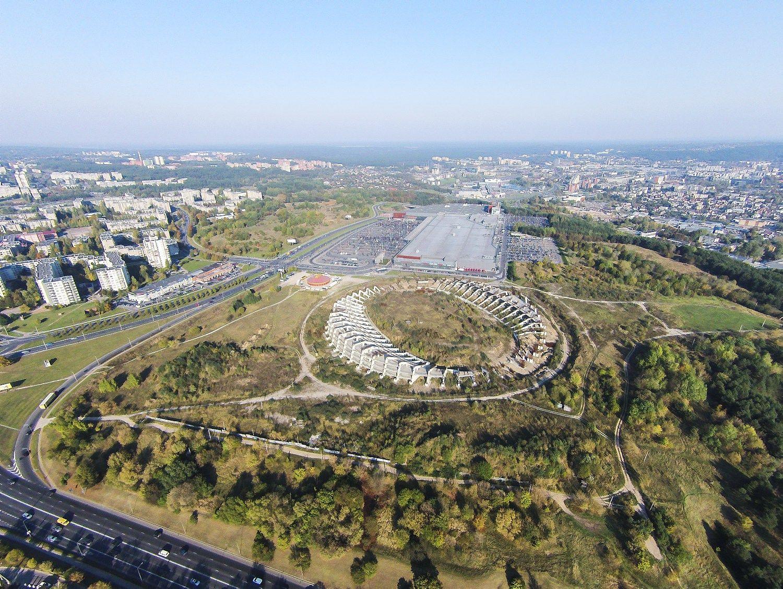 Valstybės šimtmečiui nespės: Nacionalinio stadiono finišas ir vėl atidedamas