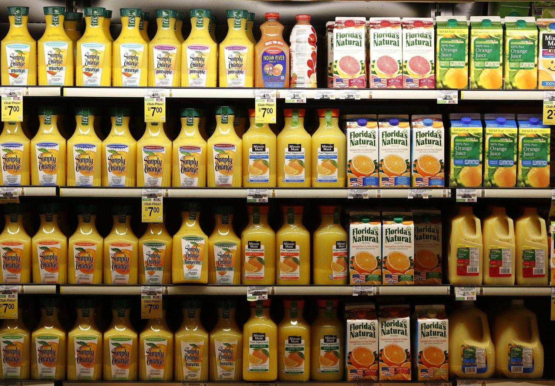 Sunkios dienos apelsin� sul�i� gamintojams