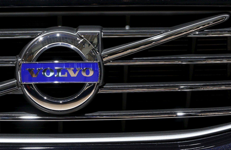 �Volvo� �ada parduoti milijon� elektra varom� automobili�