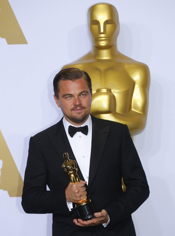 Leonardo DiCaprio: �Berniuko gyvenimas�