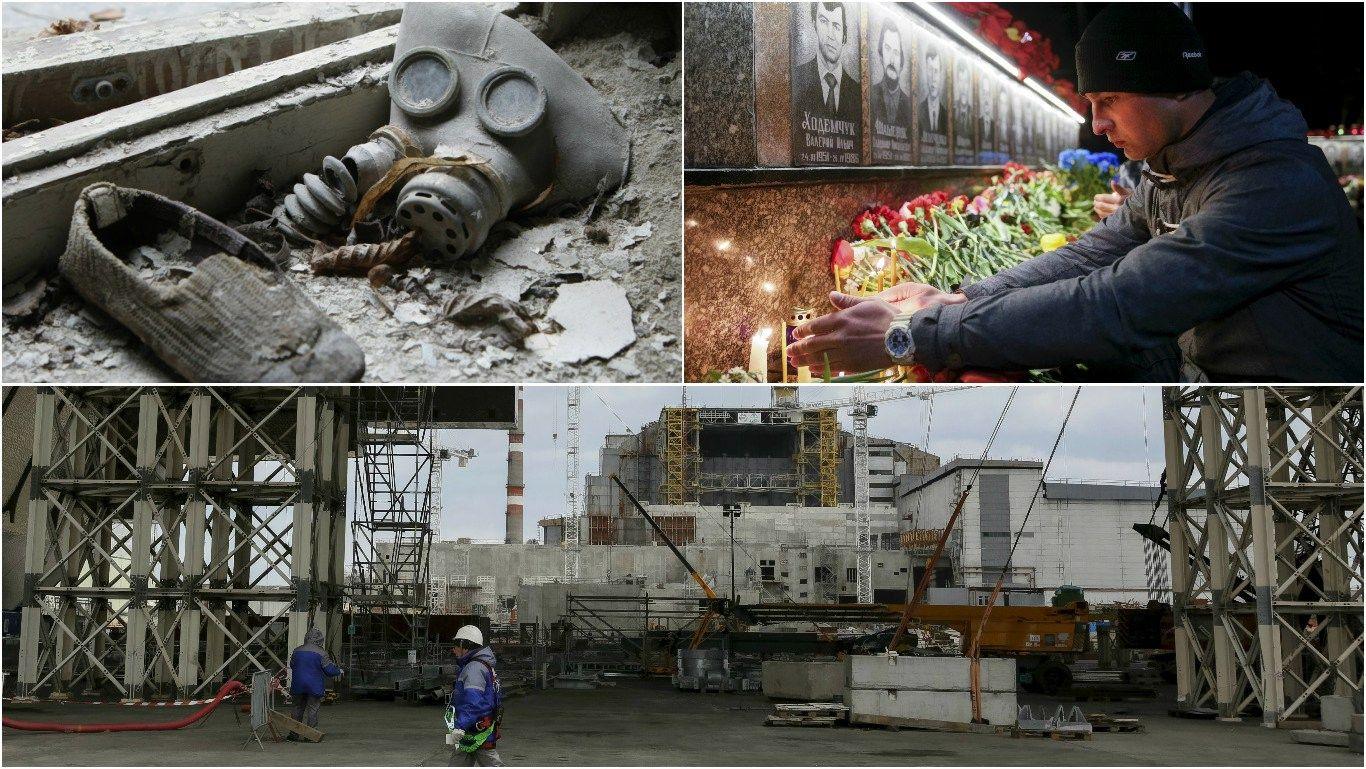 Ukraina mini �ernobylio tragedijos 30-met�