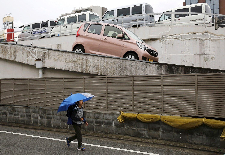 �Mitsubishi� prisipa�ino tikr�sias degal� s�naudas sl�p� nuo 1991-�j�
