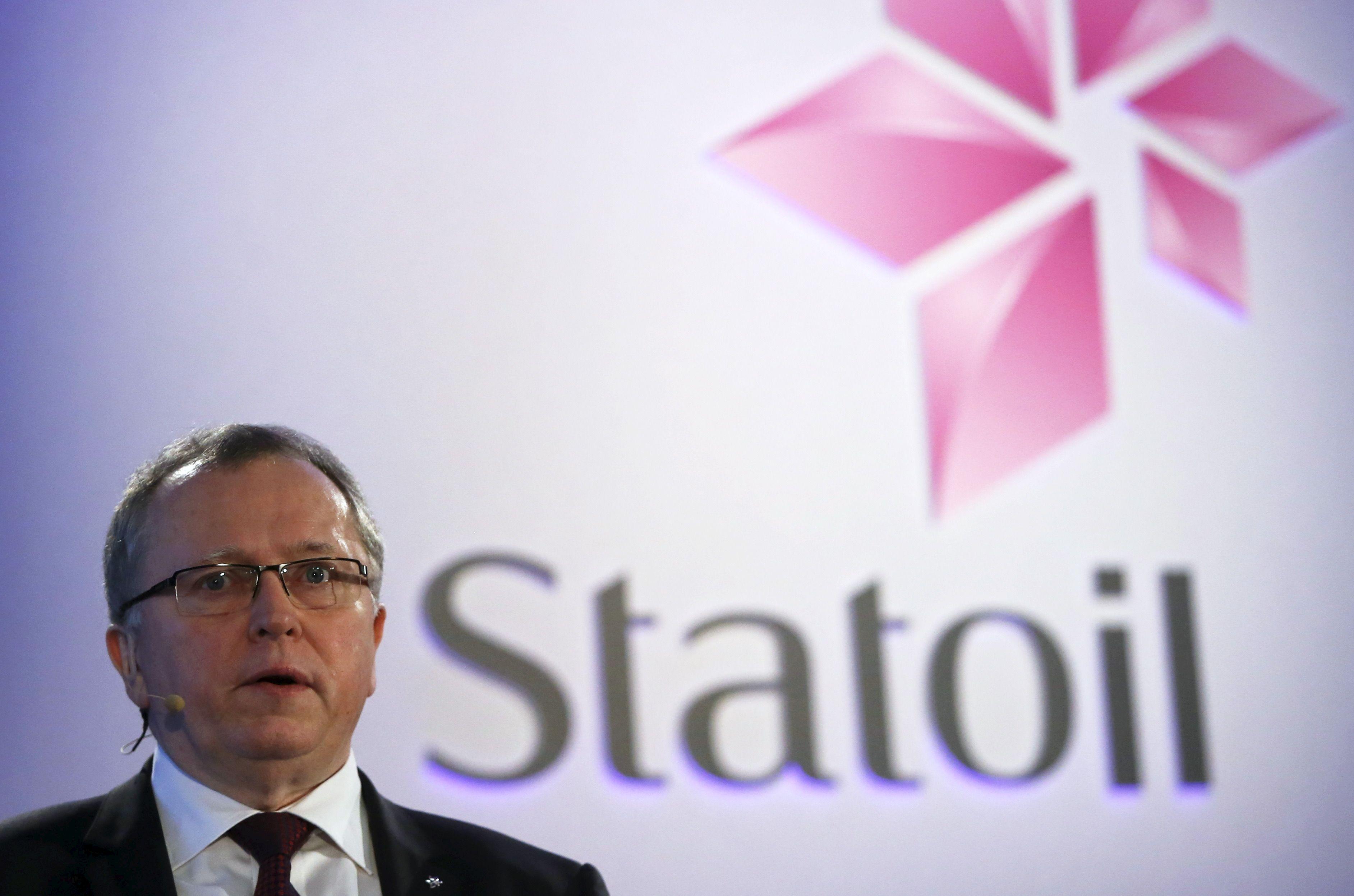 """Statoil"" išplėšė pelno"