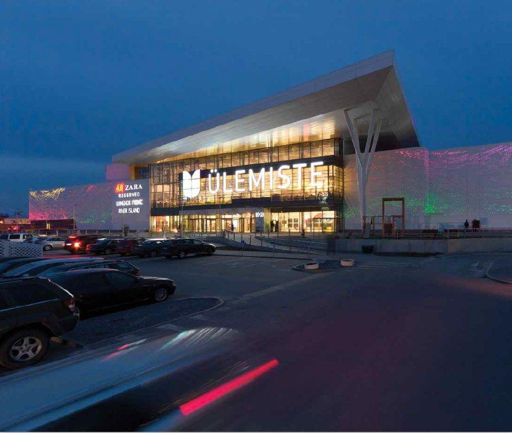 I�rinko 6 geriausius Europoje prekybos centrus